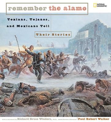 Remember the Alamo Cover