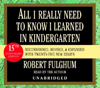 robert fulghum documents concerning poverty