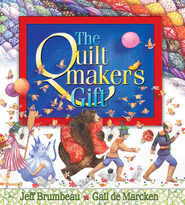 The Quiltmaker's Gift Cover Image