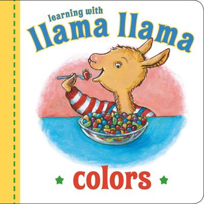 Llama Llama Colors Cover Image