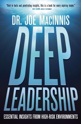 Deep Leadership Cover