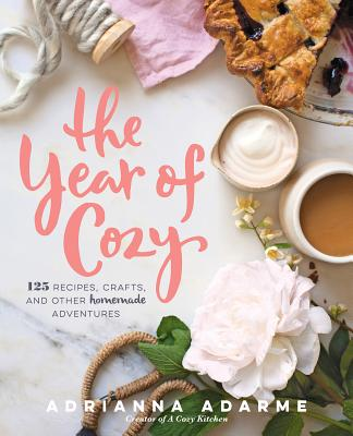 The Year of Cozy Cover