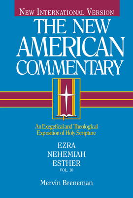 Ezra, Nehemiah, Esther Cover