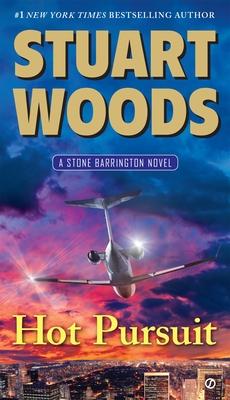 Hot Pursuit: A Stone Barrington Novel Cover Image