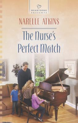 The Nurse's Perfect Match Cover