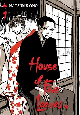 House of Five Leaves, Volume 1 Cover