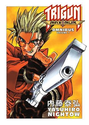Trigun Maximum Omnibus, Volume 1 Cover