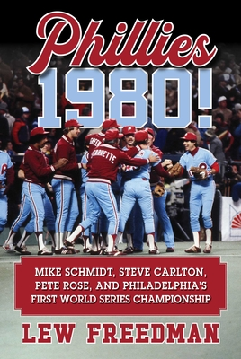 Cover for Phillies 1980!