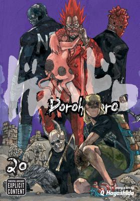 Dorohedoro, Vol. 20 Cover Image