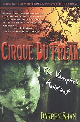 Cirque Du Freak #2 Cover