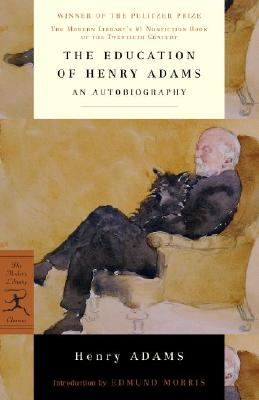 The Education of Henry Adams Cover