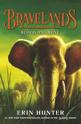 Bravelands #3: Blood and Bone Cover Image