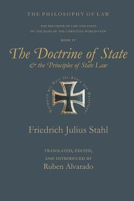 The Doctrine of State and the Principles of State Law Cover Image