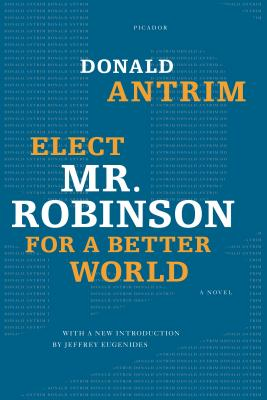 Elect Mr. Robinson for a Better World Cover Image