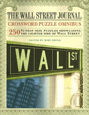 The Wall Street Journal Crossword Puzzle Omnibus Cover Image