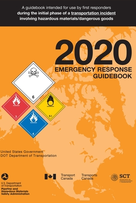 2020 Emergency Response Guidebook Cover Image