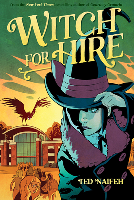 Witch for Hire Cover Image