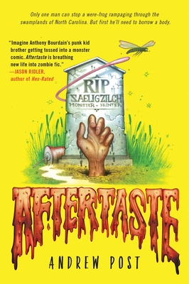 Aftertaste Cover Image