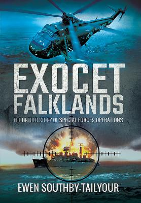 Exocet Falklands: The Untold Story of Special Forces Operations Cover Image