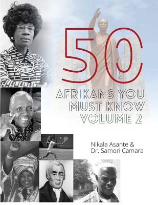 50 Afrikans You Must Know, Vol. 2 Cover Image