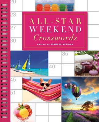 Cover for All-Star Weekend Crosswords (Sunday Crosswords)