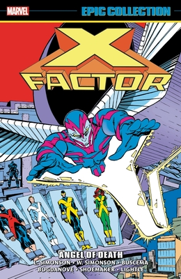 X-Factor Epic Collection: Angel of Death Cover Image