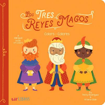 Tres Reyes Magos: Colors - Colores Cover Image