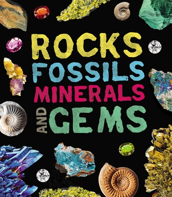 Rocks, Fossils, Minerals, and Gems Cover Image