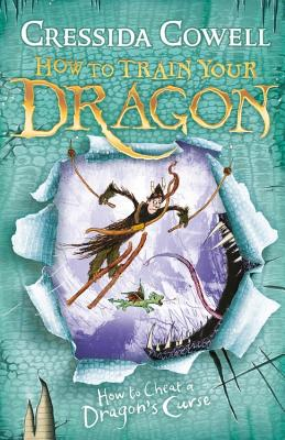 How to Cheat a Dragon's Cursebook 4 Cover Image