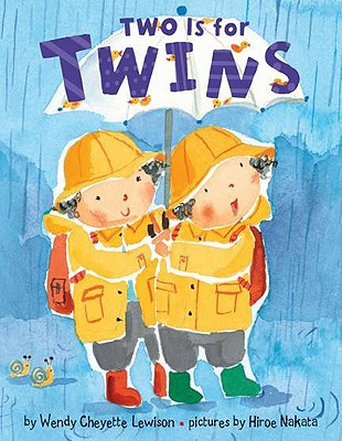 Two is for Twins Cover Image