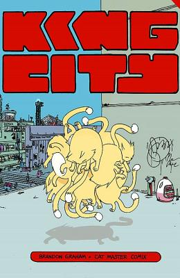 King City Cover