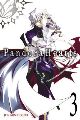 Pandora Hearts, Volume 3 Cover
