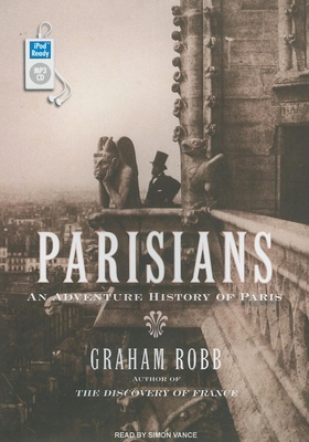 Parisians: An Adventure History of Paris Cover Image