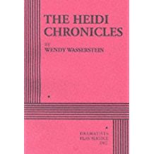 The Heidi Chronicles (acting edition) Cover Image