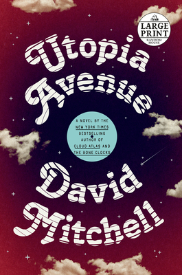 Utopia Avenue: A Novel Cover Image