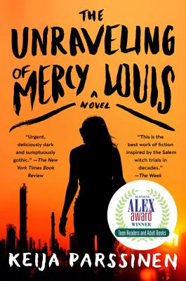The Unraveling of Mercy Louis: A Novel Cover Image
