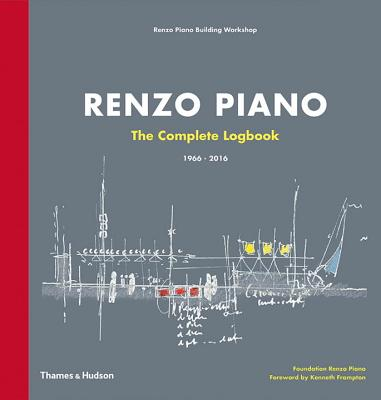 Renzo Piano: The Complete Logbook Cover Image
