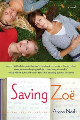 Saving Zoe Cover