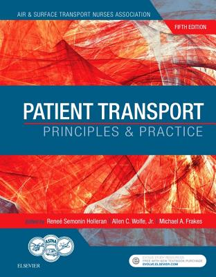 Patient Transport: Principles and Practice Cover Image