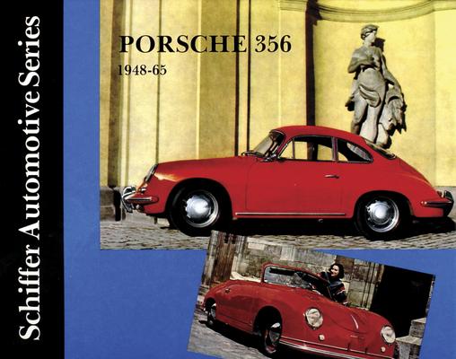 Porsche 356 1948-1965 (Schiffer Automotive) Cover Image