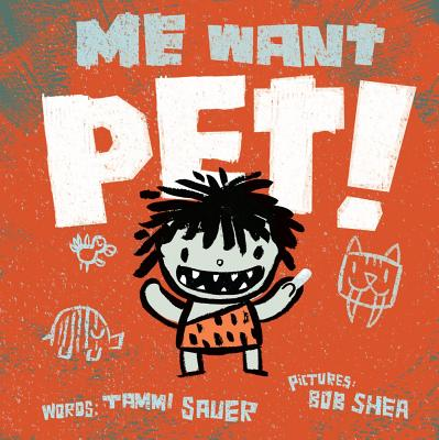 Me Want Pet! Cover Image