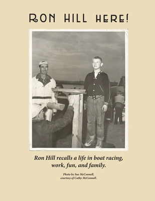 Ron Hill Here! Cover Image
