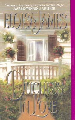 Duchess in Love (Avon Historical Romance) Cover Image