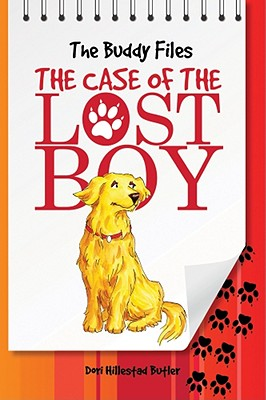 The Case of the Lost Boy Cover