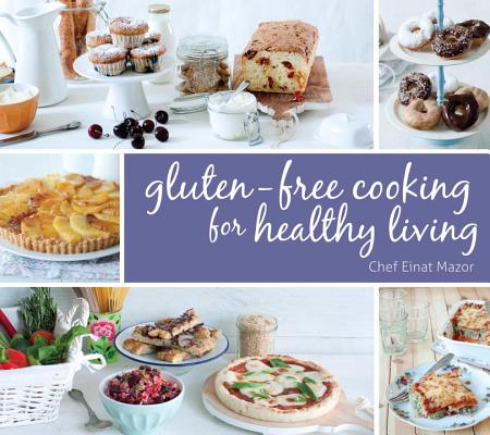 Gluten-Free Cooking for Healthy Living Cover Image