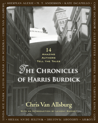 The Chronicles of Harris Burdick Cover