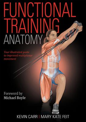 Functional Training Anatomy Cover Image