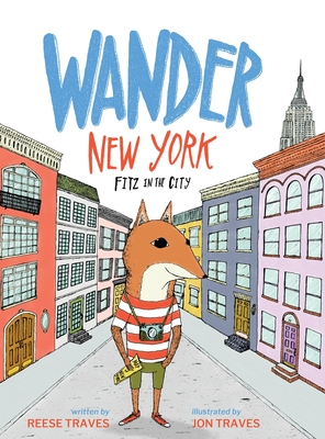 Wander New York: Fitz in the City Cover Image