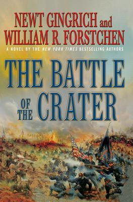 The Battle of the Crater Cover