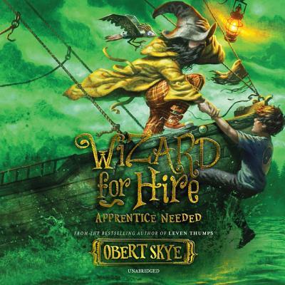 Cover for Apprentice Needed Lib/E (Wizard for Hire #2)